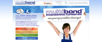 MULTIBOND ENGINEERING ADHESIVES