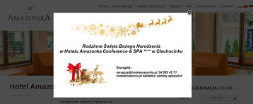 HOTEL AMAZONKA CONFERENCE & SPA***