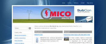 MICO ELECTRIC SP Z O O
